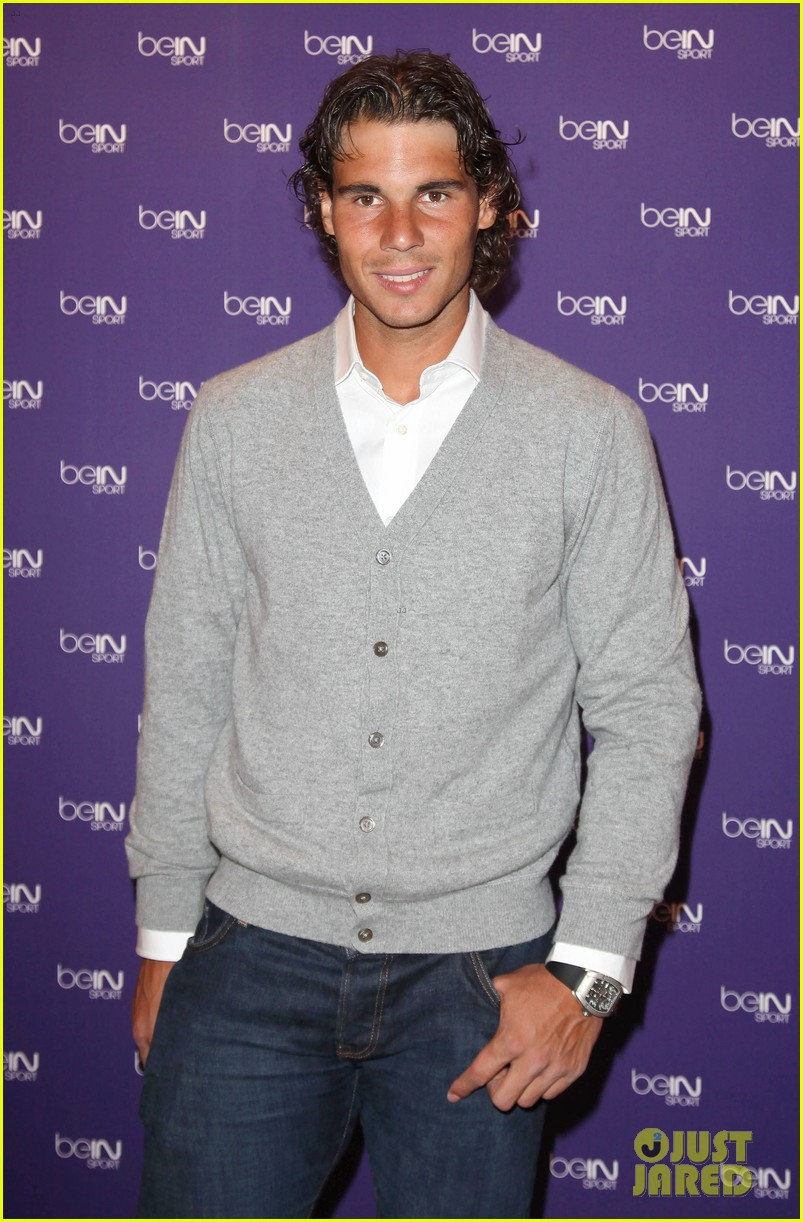 rafael nadal birthday celebration in paris 06