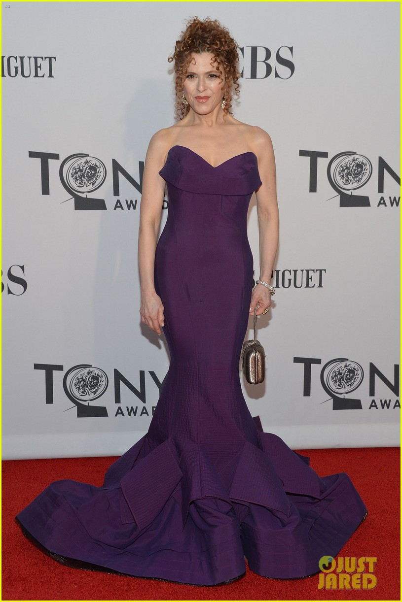 cynthia nixon bernadette peters tony awards 2012 05