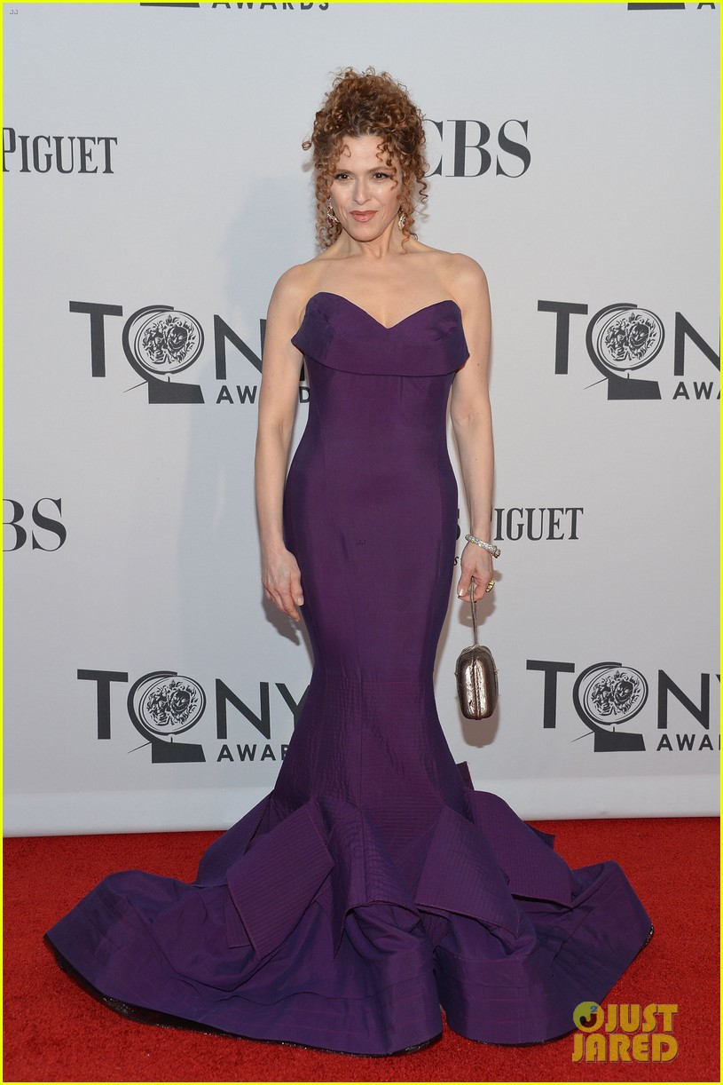 cynthia nixon bernadette peters tony awards 2012 06