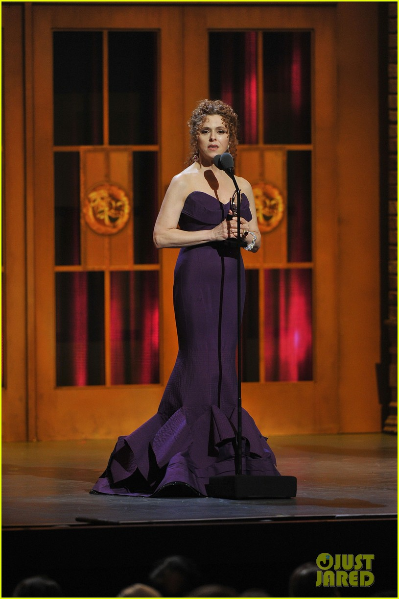 cynthia nixon bernadette peters tony awards 2012 07