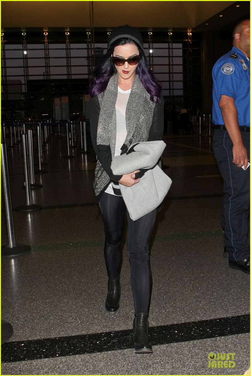 katy perry lax departure 042671205