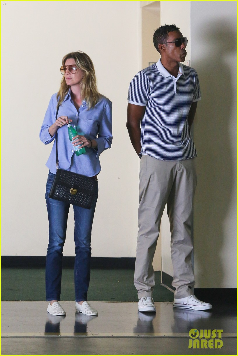 ellen pompeo sushi with chris 05