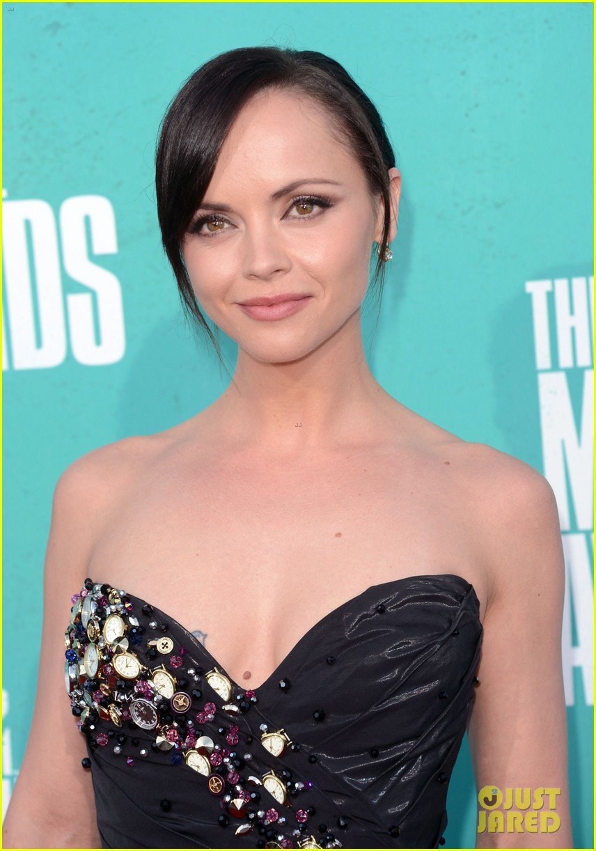 christina ricci 2012 mtv movie awards 07