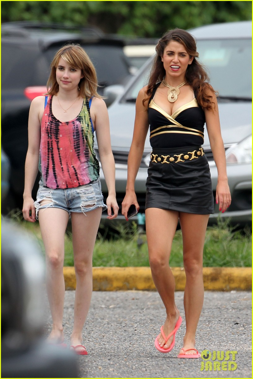 emma roberts nikki reed empire state set 03