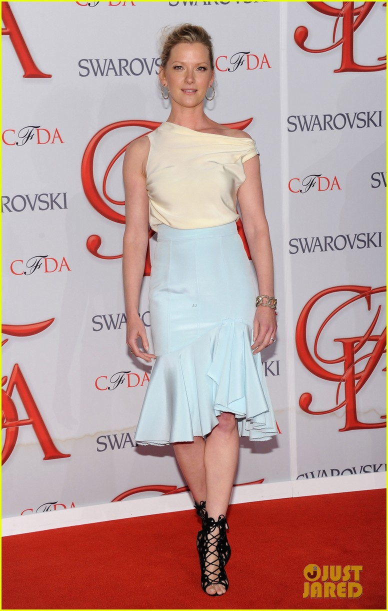 kyra sedgwick jessica stam cfda fashion awards 2012 05