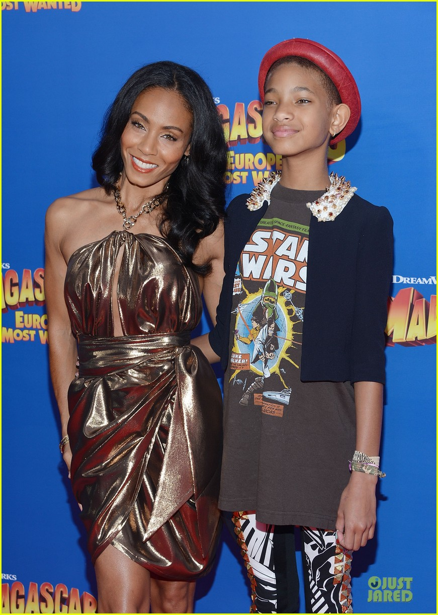 jada pinkett smith madagascar 3 premiere 09
