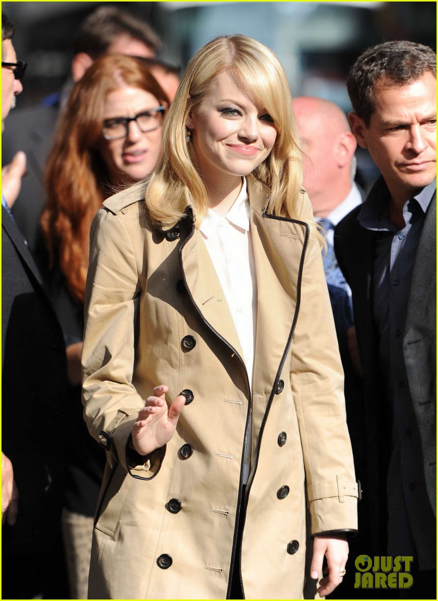 emma stone late show appearance 01