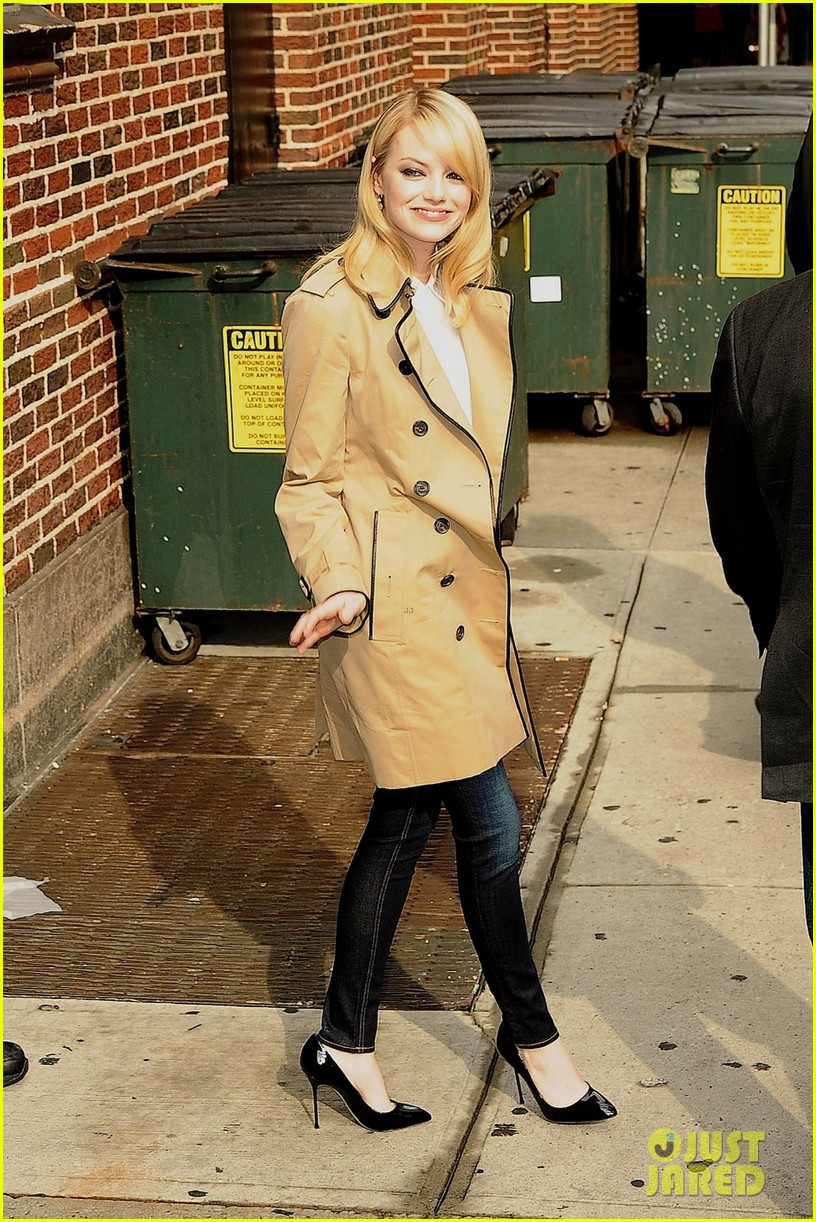 emma stone late show appearance 06