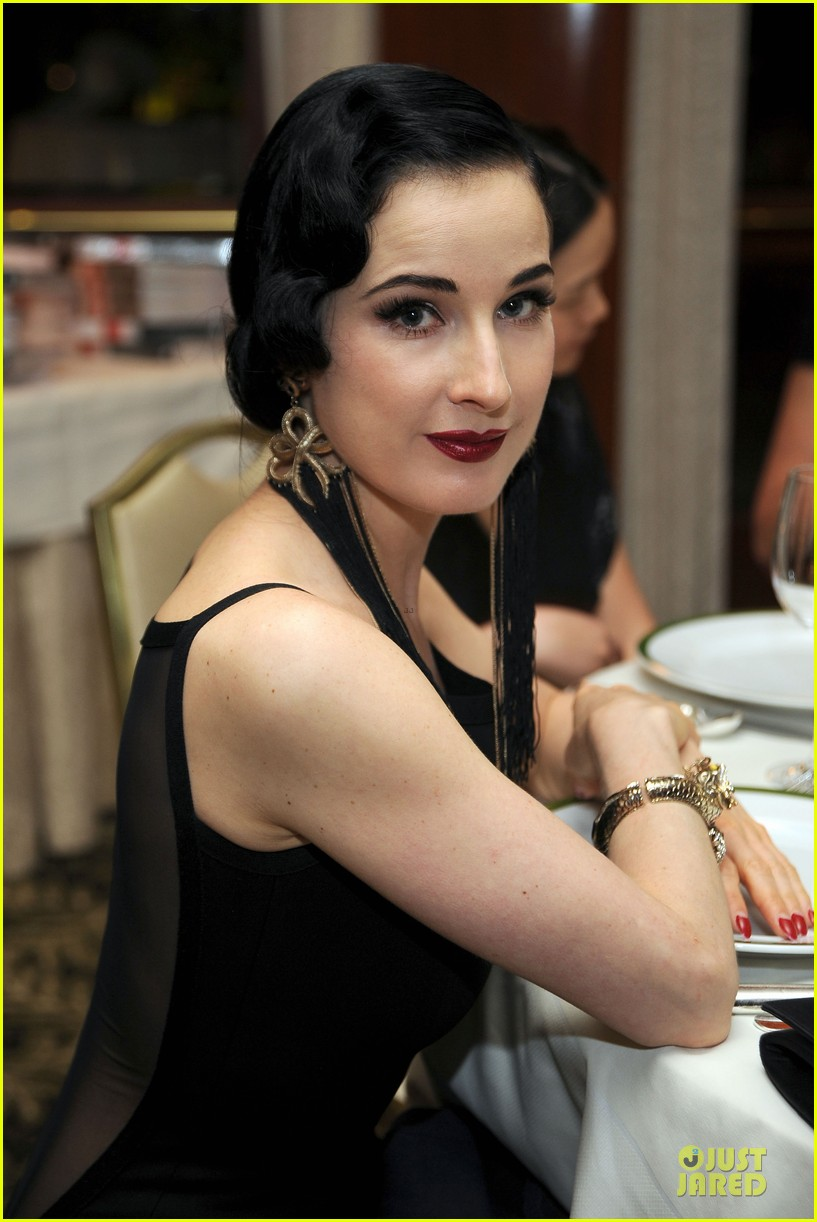 dita von teese rose mcgowan impossible conversations 022674533