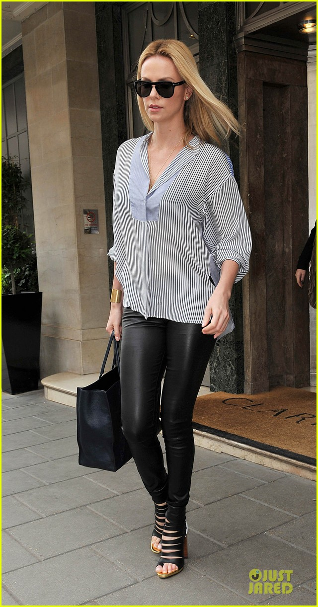 charlize theron claridges london 03