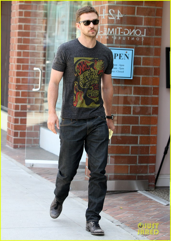 justin timberlake medical building beverly hills 02
