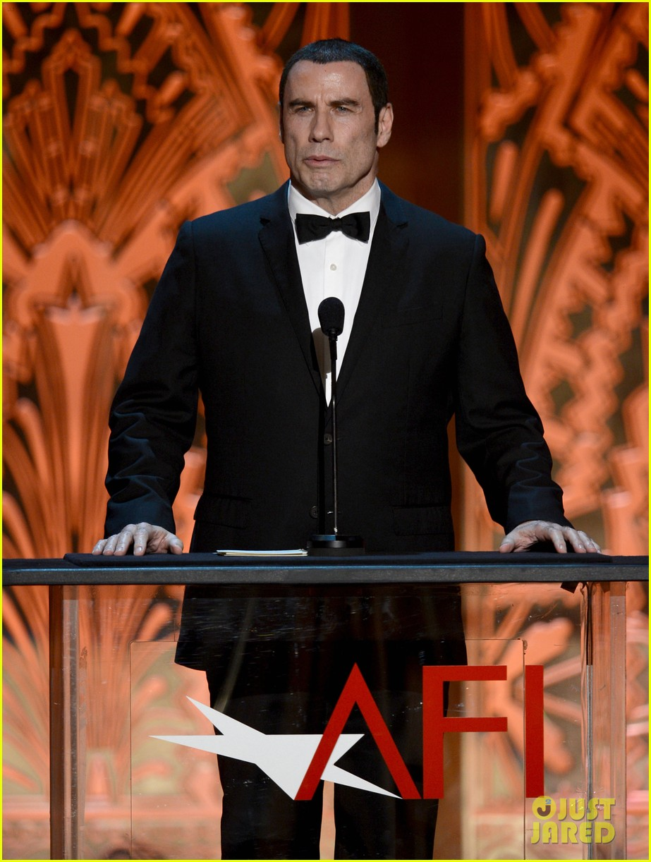 john travolta afi life achievement 06