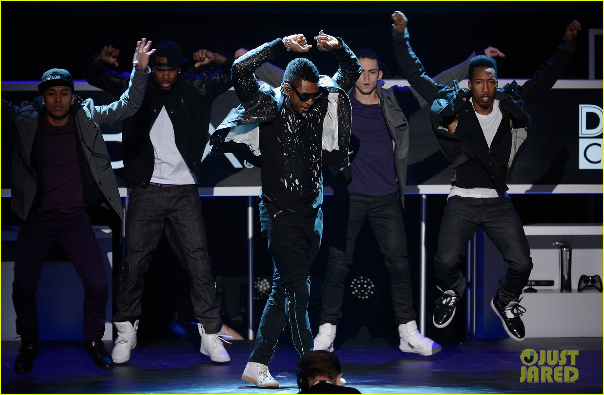usher e3 shopping 05