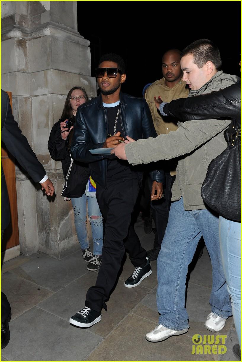 Usher date of birth in Melbourne
