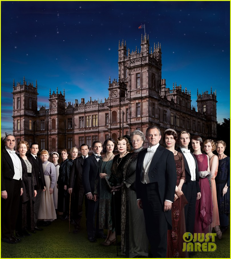 downton abbey season 3 cast photo first look 01