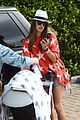 alessandra ambrosio 4th of july with jamie mazur baby noah 07