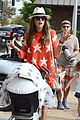 alessandra ambrosio 4th of july with jamie mazur baby noah 10