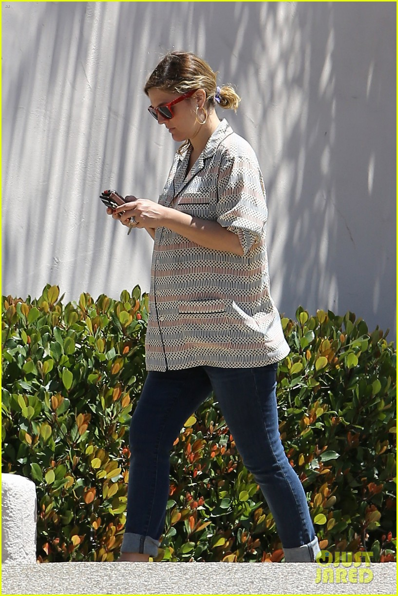 drew barrymore candle shopping with will kopelman 09