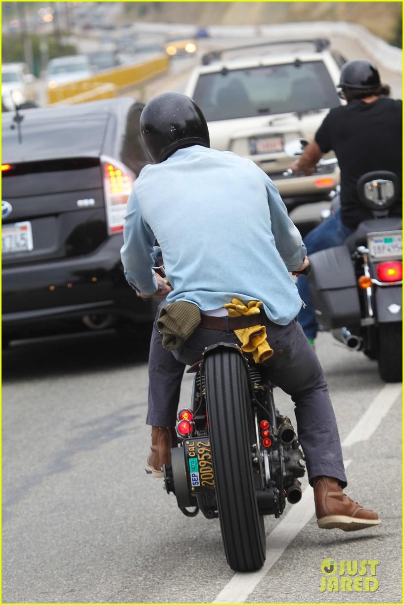 David Beckham, motocicletas crucero 13