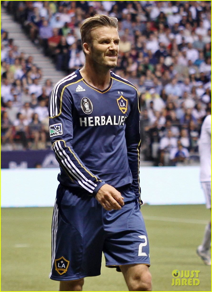 david beckham win against vancouver 13