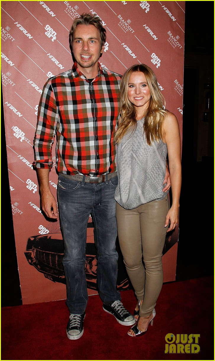 kristen bell hit and run screening with dax shepard 06
