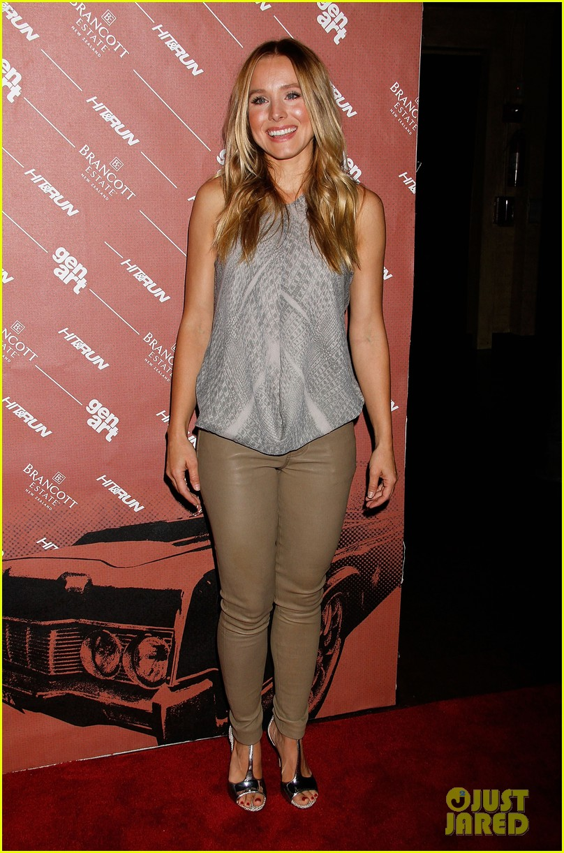 kristen bell hit and run screening with dax shepard 07