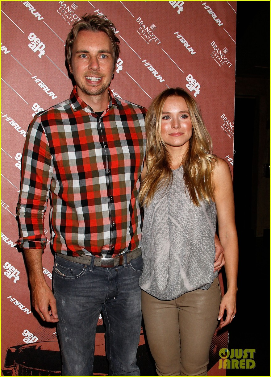kristen bell hit and run screening with dax shepard 092692056