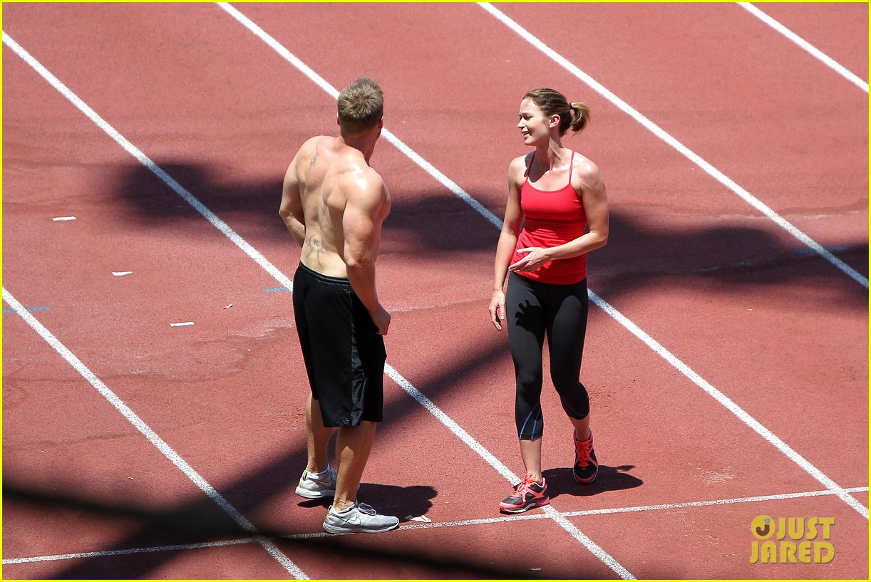 emily blunt workout 10