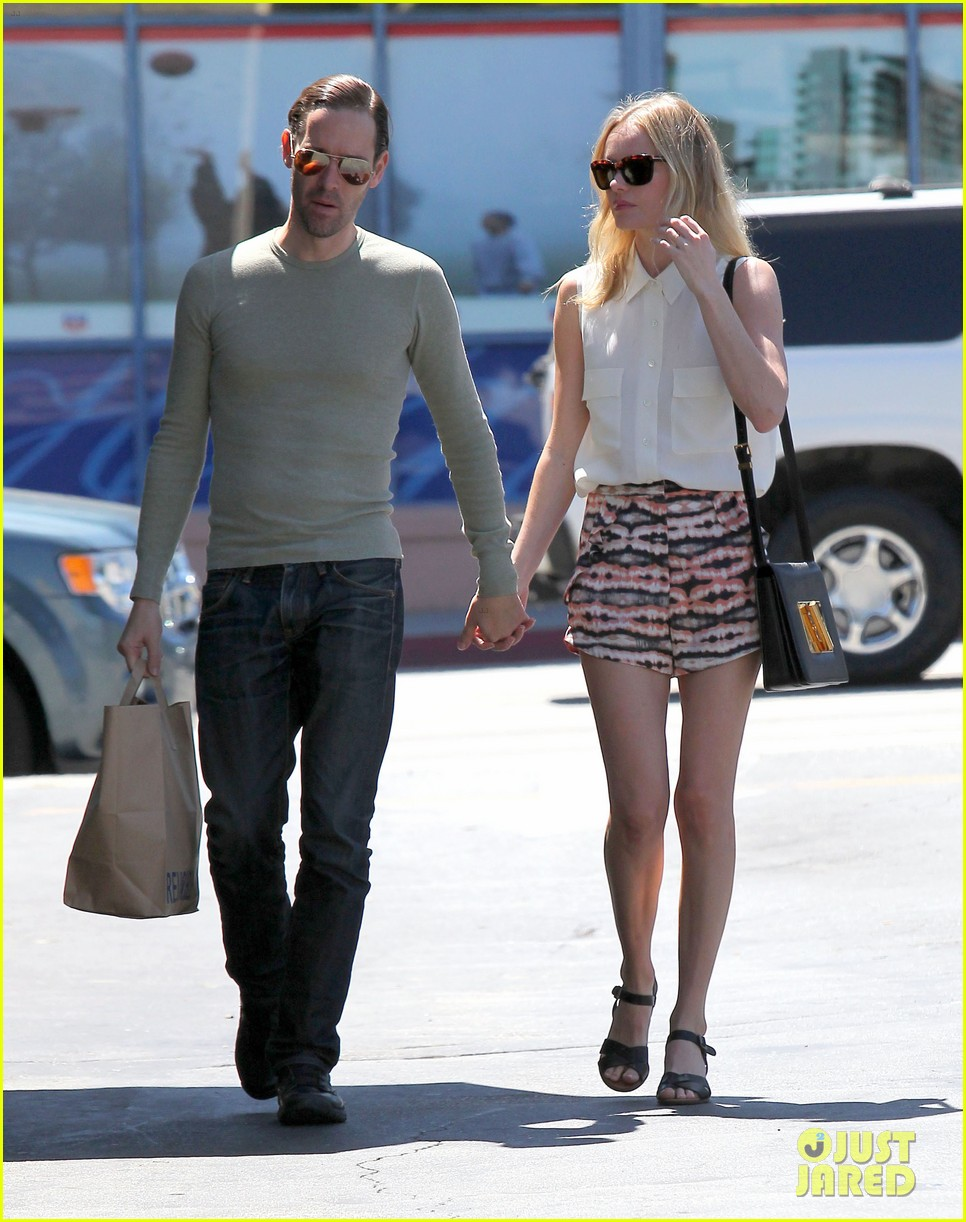 kate bosworth michael polish bristol farms shoppers 09