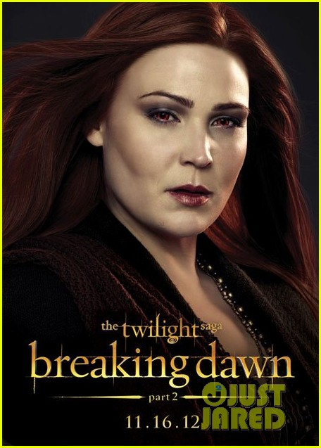 breaking dawn character posters 15