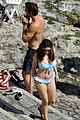 kelly brook thom evans ischia boat ride 12