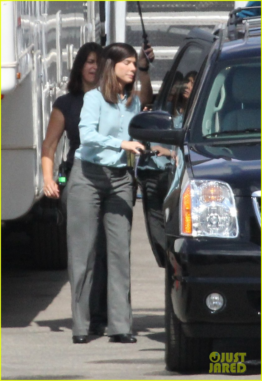sandra bullock buddy cop film heat begins filming 112683730