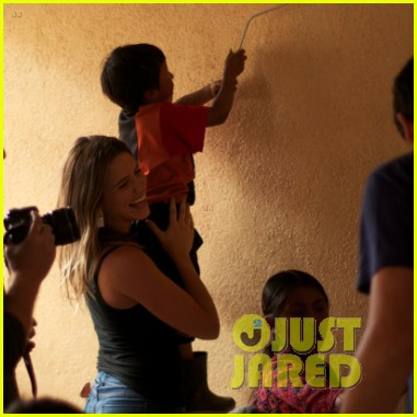 sophia bush charity work 03