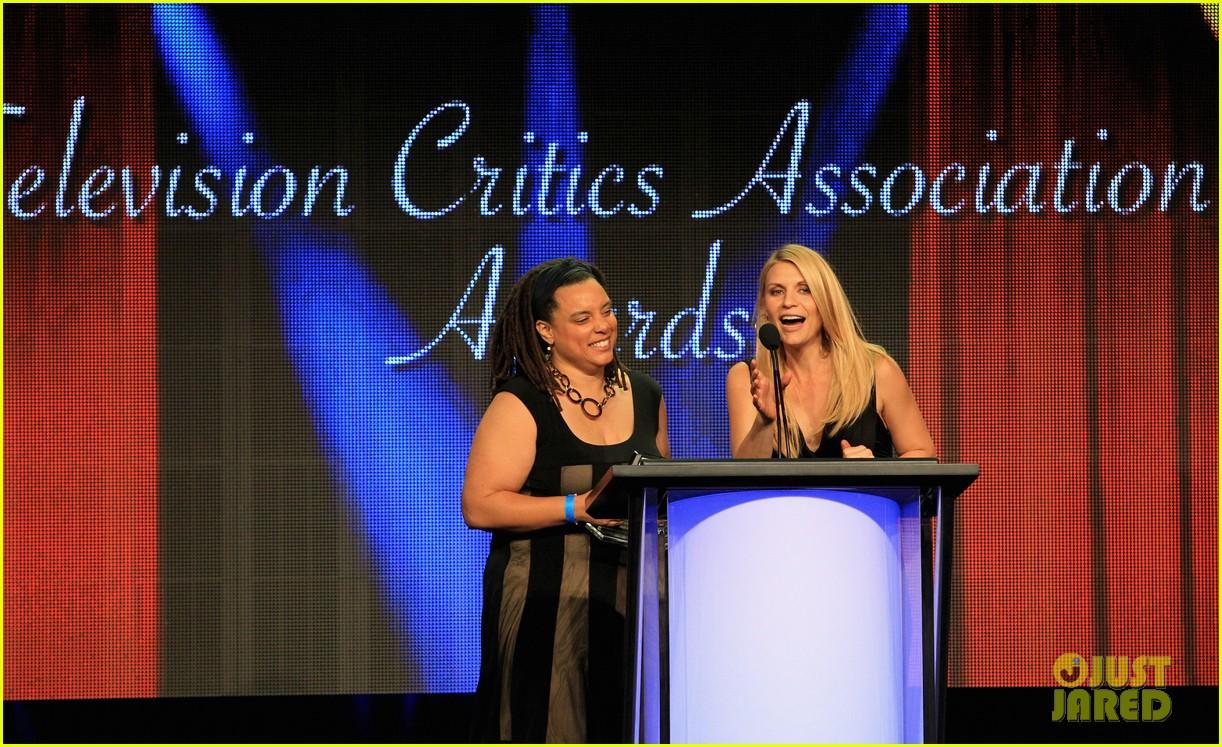 claire danes wins tcas outstanding achievement in drama 152693651