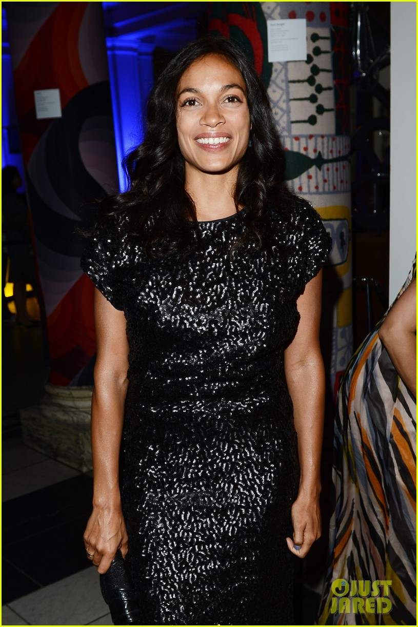 rosario dawson dna summit power breakfast 042692698