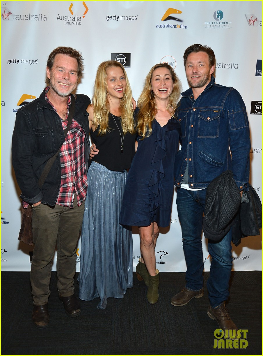 joel edgerton teresa palmer wish you were here screening 042692687
