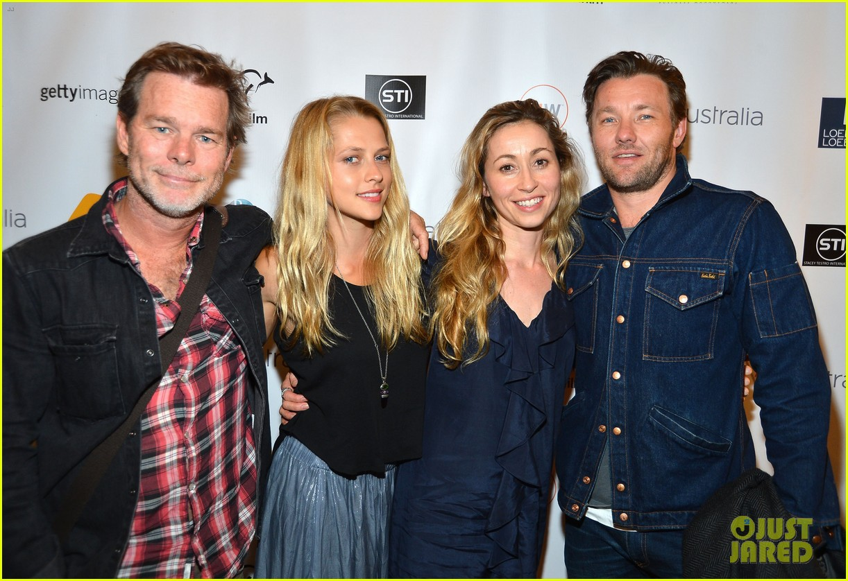 joel edgerton teresa palmer wish you were here screening 10