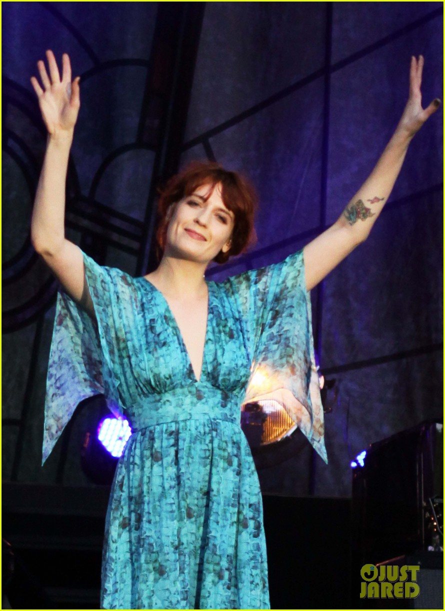 florence welch vancouver concert 04