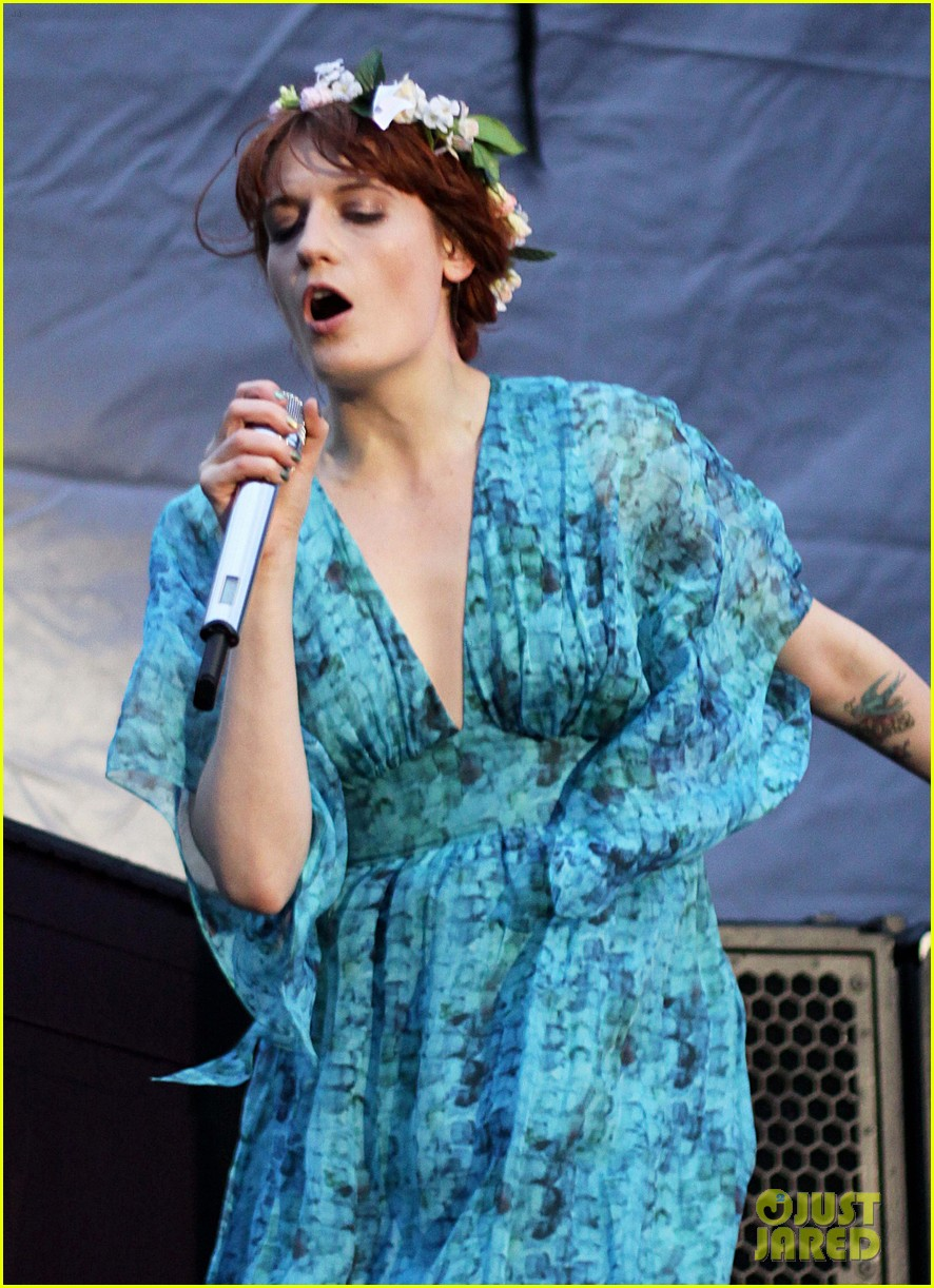 florence welch vancouver concert 05