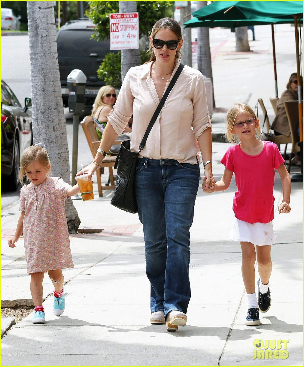 jennifer garner girls day out 22