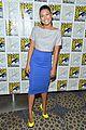 lea michele glee cast hits comic con 2012 07