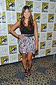 lea michele glee cast hits comic con 2012 31