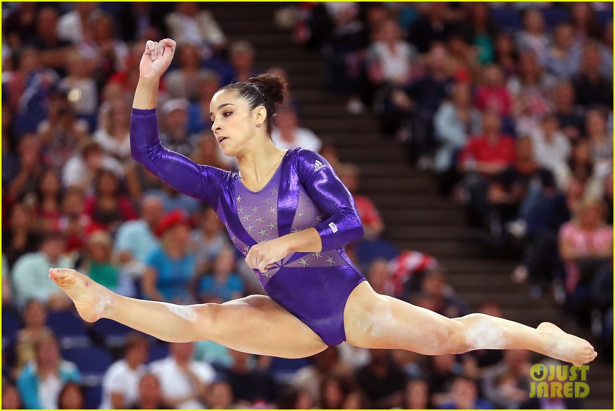 Women's Gymnastics Team Lead Qualifying Round at Olympics