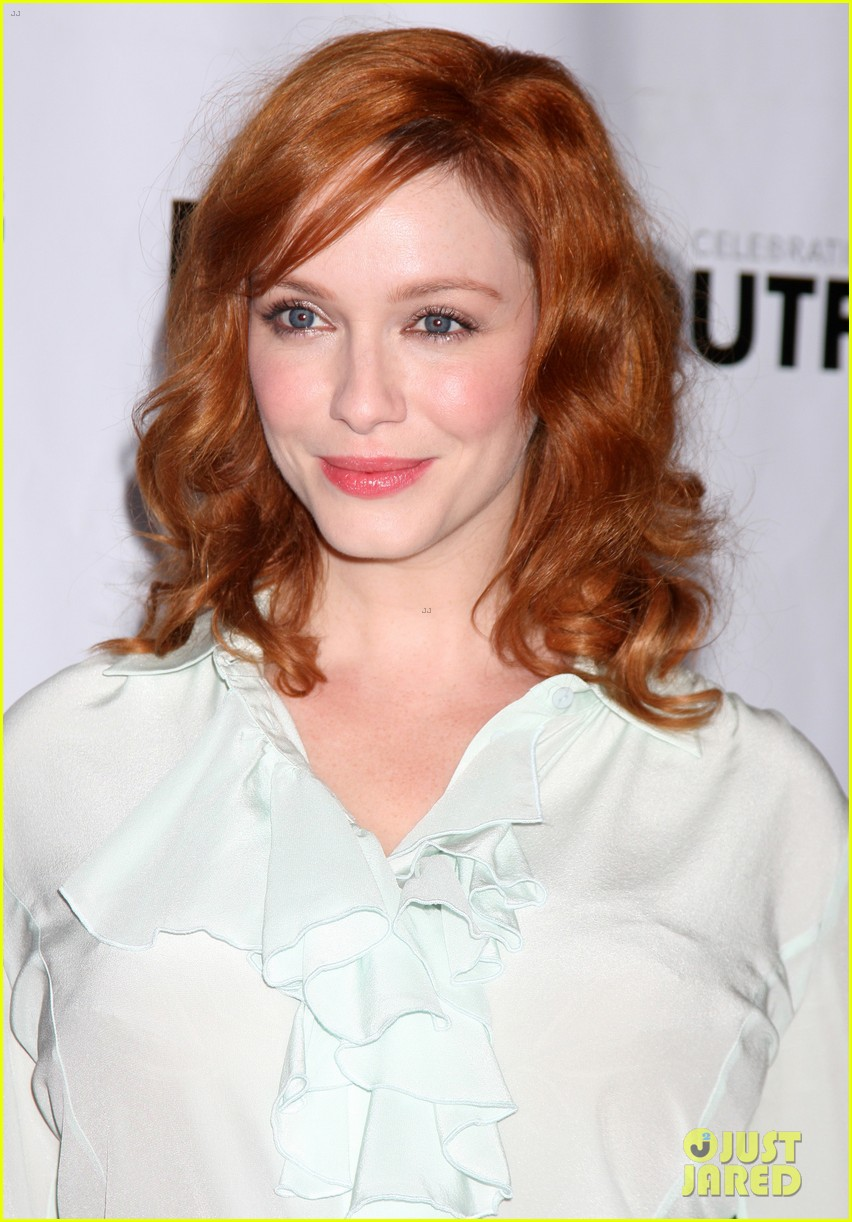 christina hendricks struck by lightning l a premiere 09