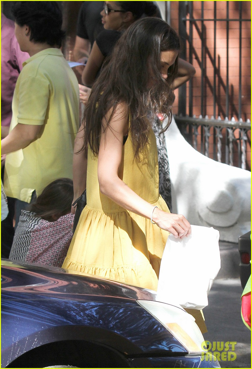 katie holmes ice cream date with suri 062691973