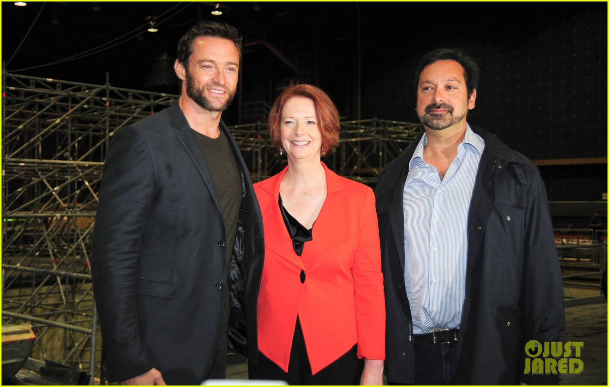 hugh jackman wolverine press conference 12