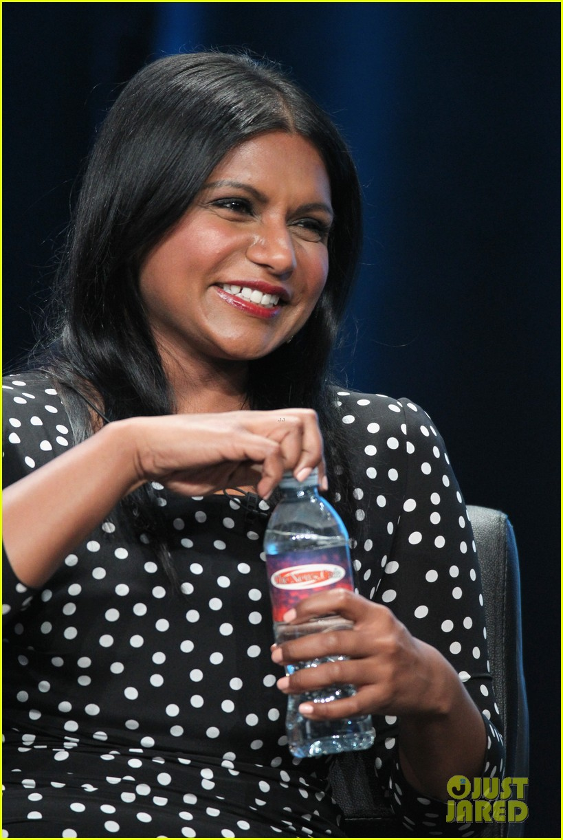 mindy kaling mindy project summer tca tour 11