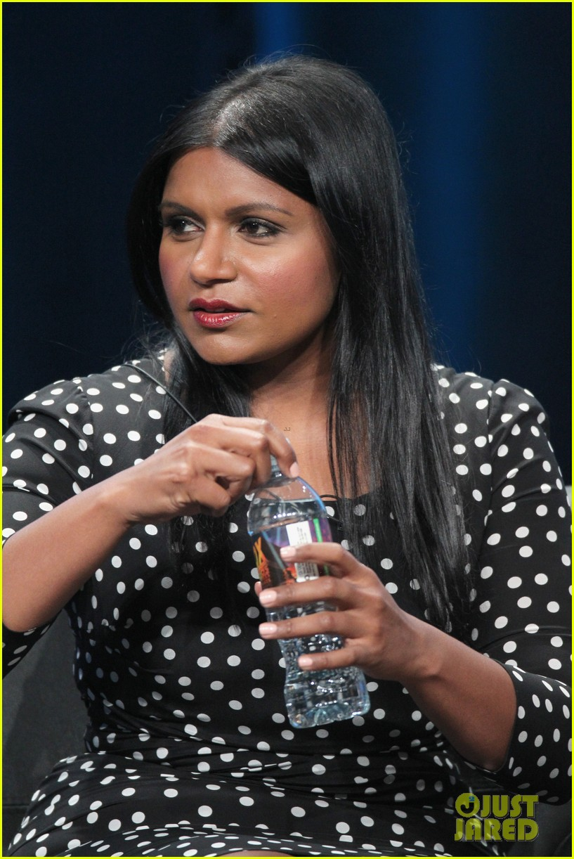 mindy kaling mindy project summer tca tour 12
