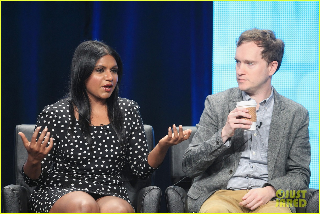 mindy kaling mindy project summer tca tour 14