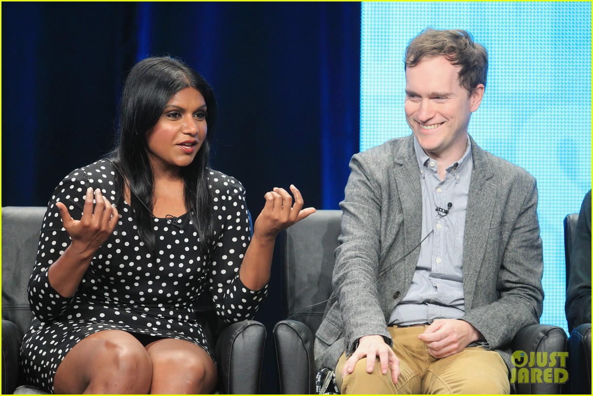 mindy kaling mindy project summer tca tour 15